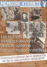 Document en pdf - Fondation de la Résistance