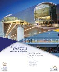 Comprehensive Annual Financial Report - San Jose International ...