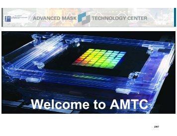 Welcome to AMTC - Firmenkontaktmesse Magdeburg