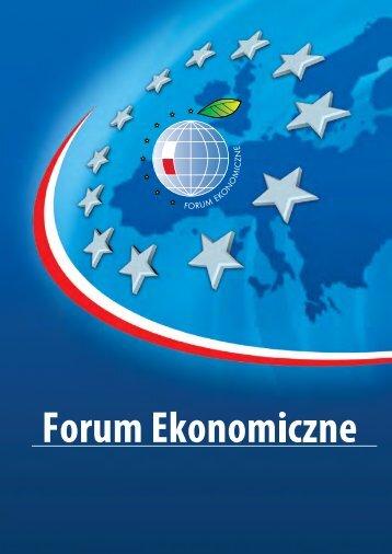 XXI Forum Ekonomiczne 2011