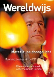 Materialise doorgelicht - Flanders Investment & Trade