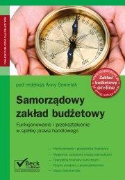 Samorządowy zakład budżetowy - Gandalf