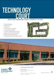 4200 & 4212 TECHNOLOGY COURT | CHANTILLY, VA 20151