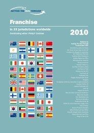 Franchising Laws - Mexico - International Franchise Association