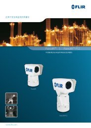 PatrolIR™ PTZ - Flir Systems