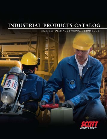 IndustrIal products catalog - Fire Tech & Safety of New England