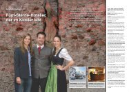 Fünf-Sterne-Hotelier, der im Kloster lebt - Hotel & Gastro Union