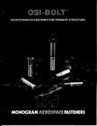 Monogram Aerospace Fasteners - Frank Drucklufttechnik