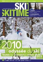 l'odyssée du ski