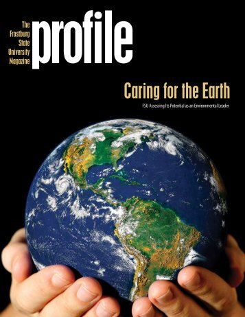Caring for the Earth - Frostburg State University