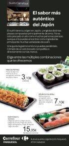 Ven y descubre nuestro nuevo espacio Sushi Carrefour - Page 2