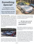 Der Porsche Brief - North Florida - Porsche Club of America - Page 6