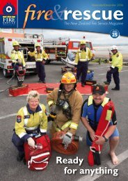 Download PDF: Issue 25 - New Zealand Fire Service
