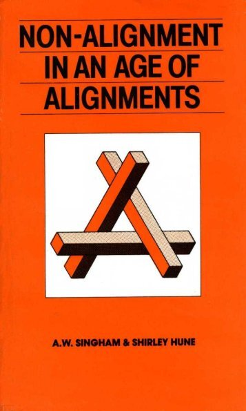 Non-Alignment in an Age of Alignments - Freedom Archives