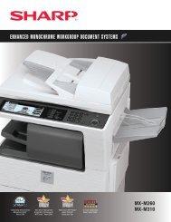 MX-M260 | MX-M310 Brochure - Copy Images Inc.