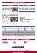 DISC-LOCK SICHERUNGSMUTTERN - DISC-LOCK Europa GmbH - Seite 2