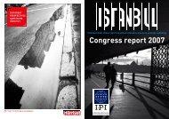 Congress report 2007 - International Press Institute