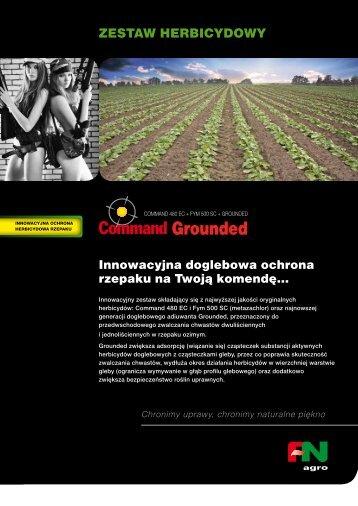 Command Grounded - FiN Agro Polska