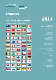 Franchise 2013 - International Franchise Association