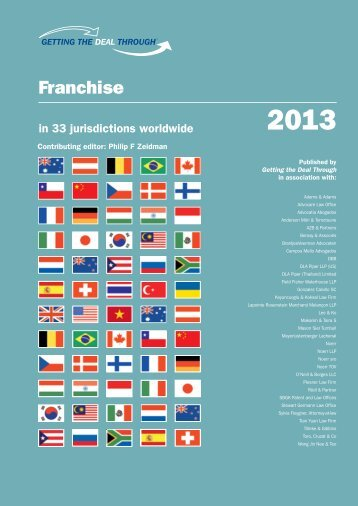 Franchise 2013 - International Franchise Association
