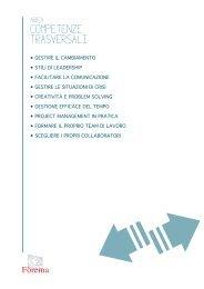 Corsi di Approfondimento Area Competenze Trasversali PDF
