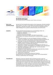 Borderline Therapie Klinik Sonnenhalde - firma-web