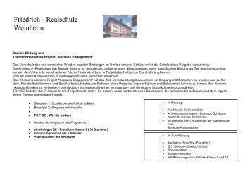 Download des SE-Konzeptes - auf der Website der Friedrich ...