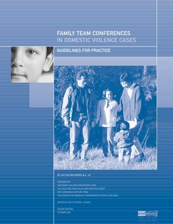 Family Team Conferences - Futures Without Violence