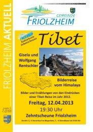 Blättle KW 15 - Friolzheim
