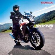 Adventure Bikes (PDF, 9.5 MB) - Honda