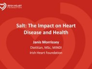 Salt: The Impact on Heart Disease and Health