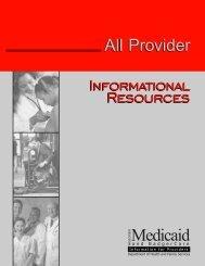 Informational Resources.p65 - Wisconsin.gov