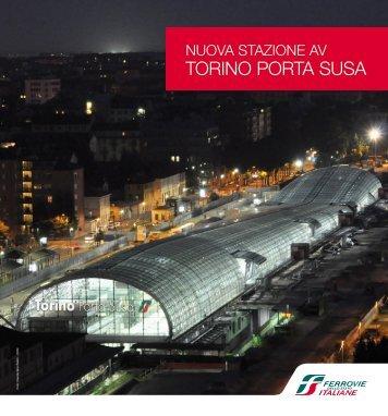 nuova stazione av torino porta susa - FSNews