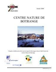 Botrange - Fédération du Tourisme de la Province de Liège