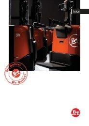 Broschüre Ixion - Forklift
