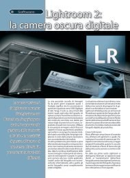 Lightroom 2: la camera oscura digitale - Fotografia.it