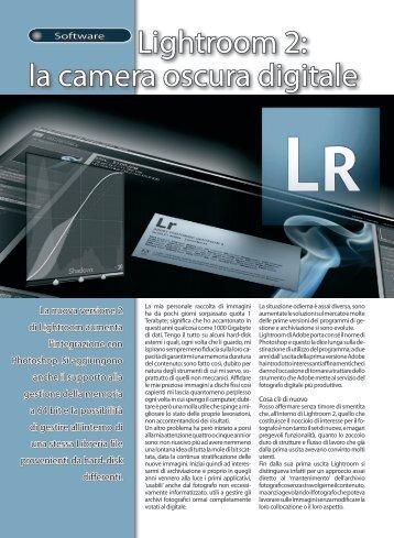 Lightroom 2: la camera oscura digitale - Fotografia.it