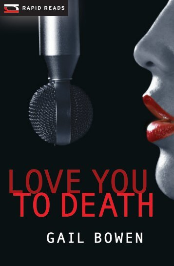 LOVE yOU TO DEATH - Frontier College New Readers Bookstore
