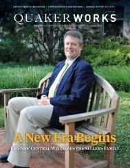 2012-2013 Quaker Works 4:1 - Friends' Central School