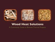 Wood Heat Solutions - Fuels for Schools and Beyond