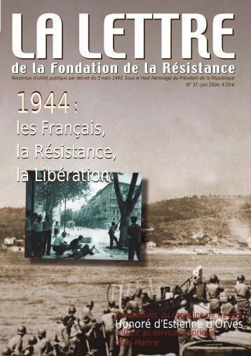 Télécharger au format PDF (740.7 Ko) - Fondation de la Résistance