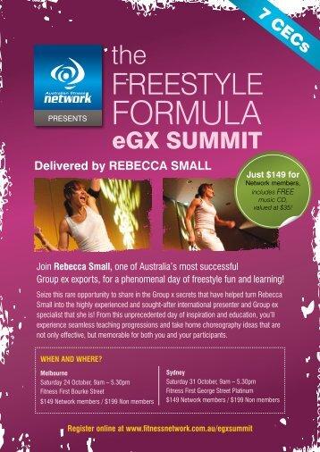 FORMULA - Australian Fitness Network