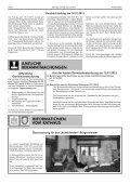Eindrücke vom Bürgerempfang - Friedenweiler - Seite 2