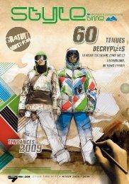 STYLE TIME N°11 • HIVER 2008 / 2009 - Extrait de