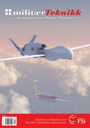 norwegian defence and security industries association - FSi