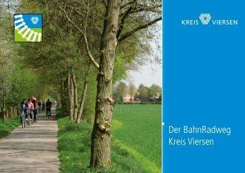 Der BahnRadweg Kreis Viersen