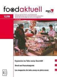 Expansion ins Take-away-Geschäft Streit um ... - Foodaktuell.ch