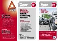 7 Tipps über Ihre Rechte und Pflichten. - Auto Höss