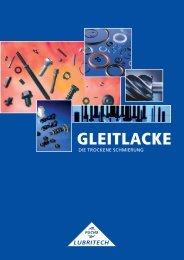 GLEITLACKE - FUCHS LUBRITECH GmbH