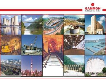 Proprietor - Gammon India